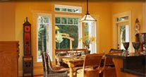 Replacement windows add beauty to your home...