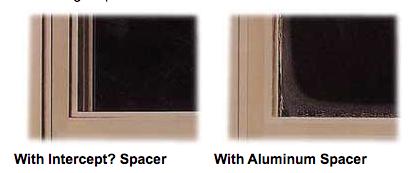 warm edge spacer comparison